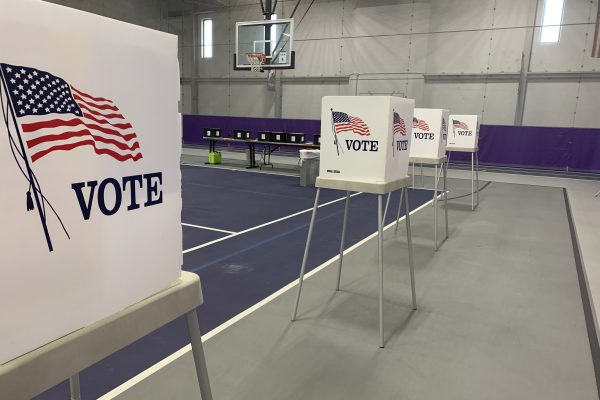 Cornell College students are finding ways to explore the democratic process as the country gets closer to Election Day, Nov. 3.
