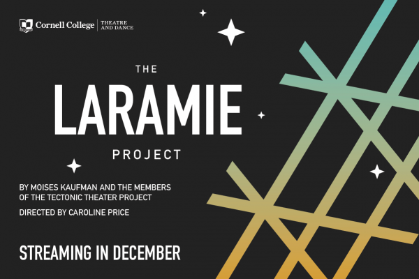 """The Laramie Project"" poster"