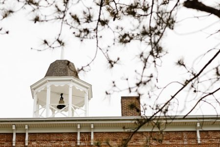 College Hall Bell