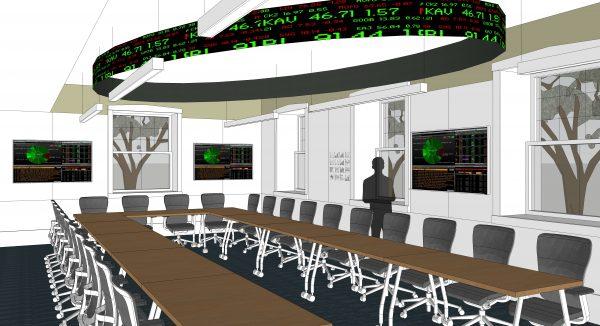 Finance Lab rendering