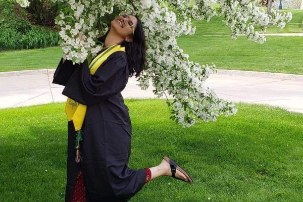 For Ujjesa Dhanak '19, favorite Cornell memories come from time spent with students, faculty, and staff to improve Cornell for future students.