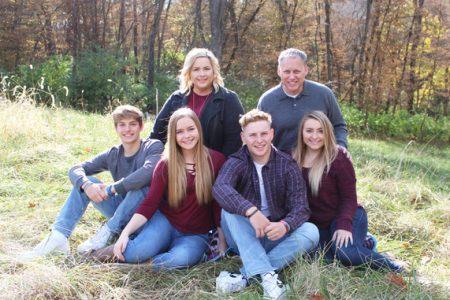 John Gilliland Family
