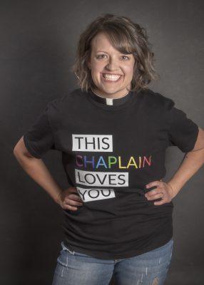 The Rev. Melea White