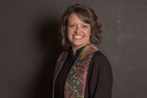 Cornell College is welcoming a new college chaplain: The Rev. Melea White.