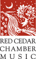 Red Cedar Chamber Music logo