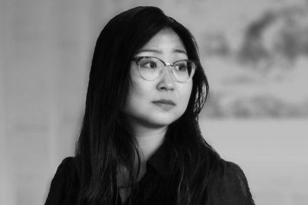 Writer Margaret Rhee